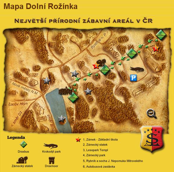 mapa_dolní rožínka